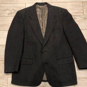 Burberry Wool Blazer Sportscoat